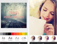 MocaDeco – Visual Creator: edita le tue foto con filtri, testi ed elementi decorativi