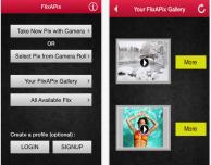 FlixAPix: l'app che promette di trasformare immagini fotografiche in mini video