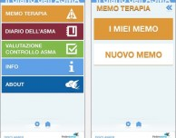 Diario dell'asma, l'app che aiuta le persone nel controllo della propria asma