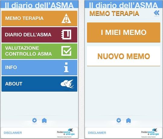 asma iphone