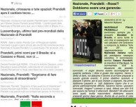 Italia Calcio: le news sugli Azzurri direttamente su iPhone