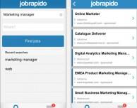 Jobrapido, l'app per trovare lavoro