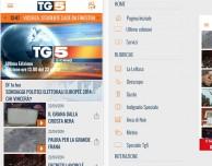 L'app ufficiale del TG5 arriva su App Store