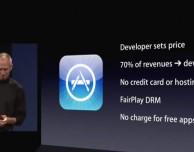 Ripercorriamo la storia del WWDC: 2008, arriva l'App Store!