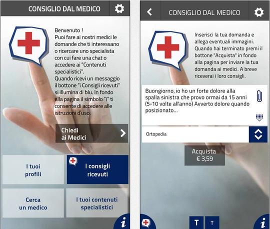 Consiglio Dal Medico iPhone pic0