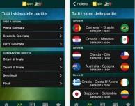 Raisport Mondiali 2014, l'app per vedere gratuitamente i mondiali su iPhone