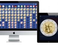 Collezione Euro Monete 1.2 disponibile su App Store