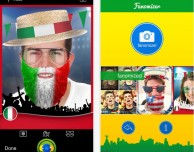 Fanomizer: selfie in pieno stile Mondiale 2014
