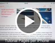 Video Tutorial Pages per iPhone – Puntata 4 (Grafici e Tabelle)