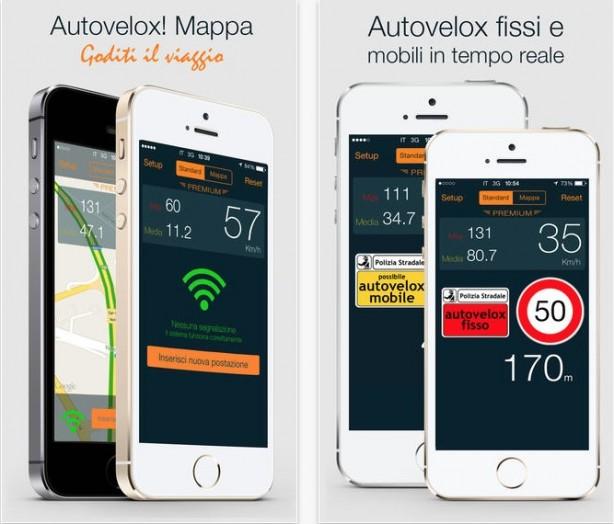 autovelox mappa