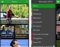 "3 Italia lancia l'applicazione ""Diretta Brasile 2014"""