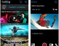 La GoPro App si aggiorna con un nuovo design