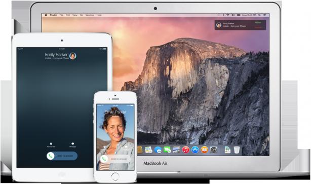 Con iOS 8.1 arrivano gli SMS su Mac tramite Handoff