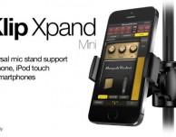 iKlip Xpand Mini: nuovo supporto universale per musicisti e dj!