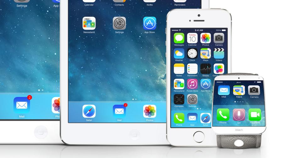 iOS 8 è già pronto per l'iWatch
