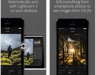 Adobe rilascia Lightroom per iPhone