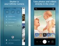 Shutter, l'app fotografica con storage illimitato!