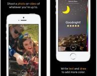 Facebook aggiorna Slingshot per iPhone