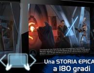 Star Wars Journeys: la Minaccia Fantasma arriva su App Store