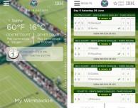 Wimbledon 2014: l'app ufficiale per seguire il più prestigioso torneo di tennis