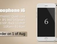 Arriva un nuovo clone di iPhone 6