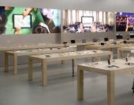 Negli Apple Store arrivano nuovi cartelloni