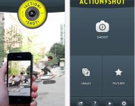 Realizza stupende foto in movimento con ActionShot