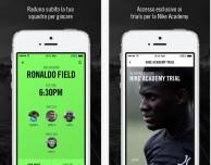 Nike Football, la nuova app per gli appassionati di calcio
