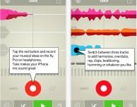 Take Creative Vocal Recorder, l'app per registrare le due idee musicali in movimento