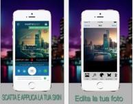 MeteoGram: foto, editor e filtri Meteo Live in un'unica App