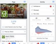 """Si aggiorna """"Gestore delle Pagine Facebook"""" per iOS"""