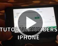 Video Tutorial Numbers iPhone – Puntata 1
