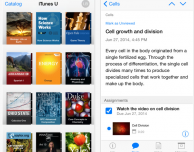 iTunes U 2.0 introduce la possibilità di partecipare alle discussioni sui corsi