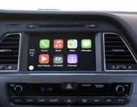 Un video mostra CarPlay sulla Hyundai Sonata