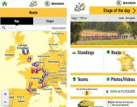 TOUR DE FRANCE 2014: l'app ufficiale per seguire tutte le tappe del tour francese di ciclismo