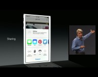 La nuova condivisione tra le app in iOS 8