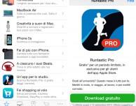 """Dopo """"Rise Alarm Clock"""", Apple regala anche """"Runtastic Pro"""""""