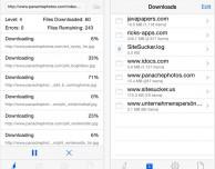 SiteSucker: salvare i contenuti di una pagine web su iPhone