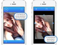 Tap Selfie: non serve più il pulsante di scatto, basta toccare lo schermo dell'iPhone