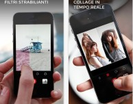 Camu, una splendida app per modificare foto, (selfie) e video