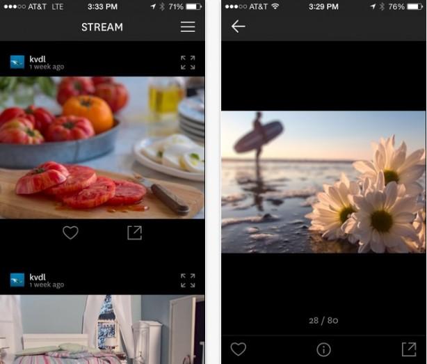 Lytro Mobile App iPhone pic0