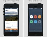 Tumblr per iOS si aggiorna con un nuovo lettore video