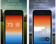 """Visualizza le condizioni meteo in modo """"colorato"""" con Clima"""
