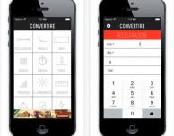 Convertire: un'app che non vi farà mai più perdere nessuna misurazione