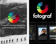 L'essenza della fotografia classica vive su iPhone con l'applicazione Fotograf