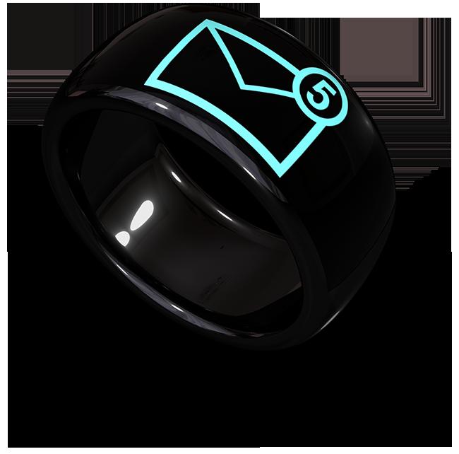 Mota SmartRing, un anello per l'iPhone – IFA 2014 - iPhone Italia ...