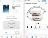 L'applicazione Apple Store si aggiorna: arriva la sincronizzazione dello shopping