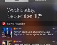 News Republic pronta per iOS 8 e i widget!