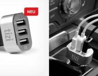 equinux tizi Turbolader in offerta su Amazon: caricatore USB per auto