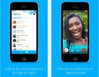 Skype per iPhone ottimizzato per iOS 8 e tanti miglioramenti
